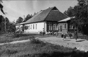 Maja aastal 1967